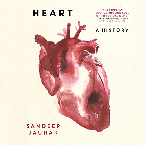 Heart: A History audiobook cover art