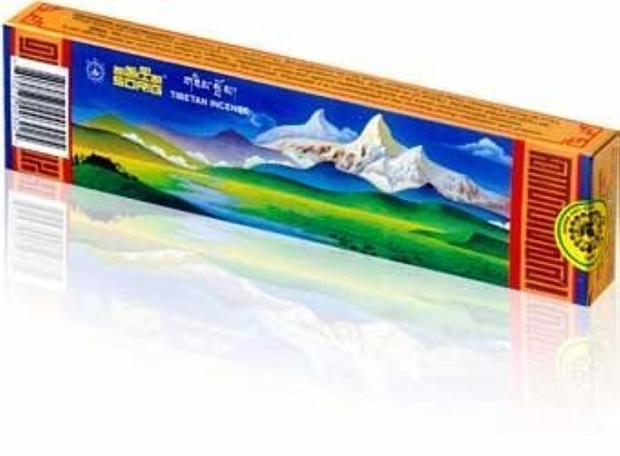 スクレーパー違反トーストSorig Natural Handmade Tibetan Incense Sticks by Men-Tsee-Khang- 20/40/60 Count (40) by Men-Tsee-Khang [並行輸入品]