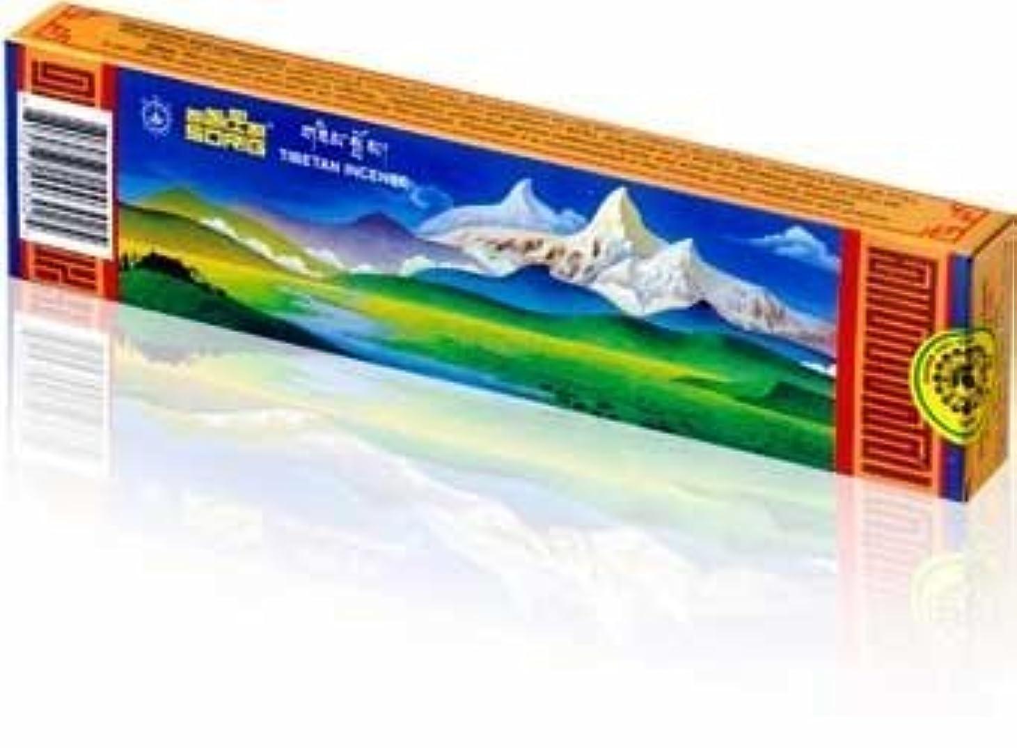 欲望機関車毒液Sorig Natural Handmade Tibetan Incense Sticks by Men-Tsee-Khang- 20/40/60 Count (40) by Men-Tsee-Khang [並行輸入品]
