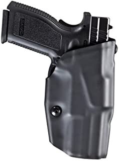 Safariland 6379 ALS Clip-On Holster, S&W J Frame or Similar 2in., Plain Black, Right Hand,