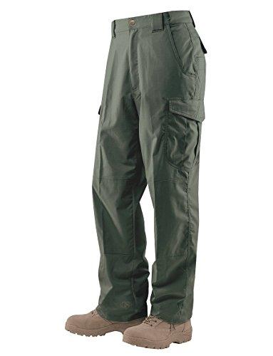 TRU-SPEC Men's 24-7 Ascent Pant Ranger Green, 32W x 34L