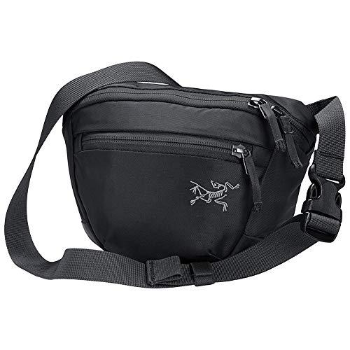 アークテリクス ARC'TERYX Mantis 2 Waistpack Black L07449500 ショルダーバック ウエストパック ヒップバック Maka2 マカ2 後継モデル