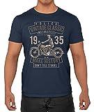 Gordon Stone Vintage Police Bike 1935 Motocycle Custom Garage Classic Unisex T-Shirt Vintage Shirt Camiseta Adultos Camisas