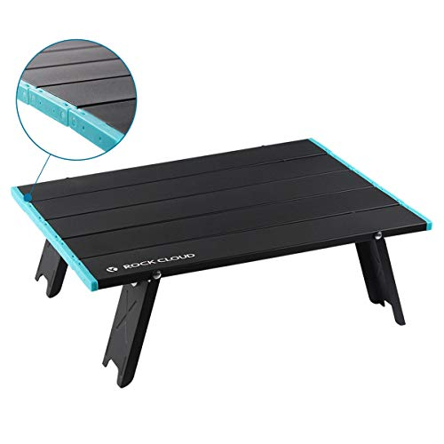 Rock Cloud Folding Beach Table Aluminum Portable Camping Table Ultralight