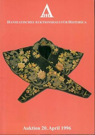 Mode und Dessous aus 3 Jahrhunderten. 73. Auktion.
