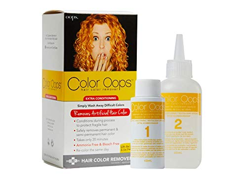 Developlus Color Oops Conditioning Color Remover