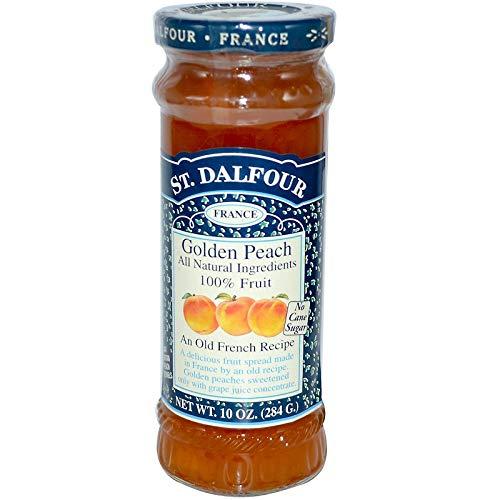 St Dalfour (サン・ダルフォー) フルーツ スプレッド (ゴールデンピーチ) [並行輸入品]