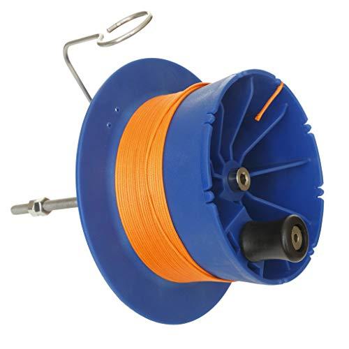 Fin-Finder Sidewinder Drum Reel Blue RH/LH