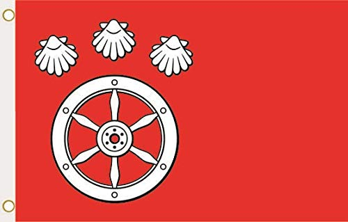 U24 Flagge Fahne Hanau OT Großauheim 90 x 150 cm