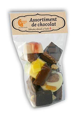 SACHET 200G CHOCOLAT - CHOCOLAT DE NOEL - CADEAU NOEL