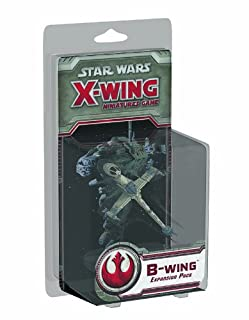 Star Wars X-Wing - Miniatures Game - B-Wing Expansion Pack (1616616768) | Amazon price tracker / tracking, Amazon price history charts, Amazon price watches, Amazon price drop alerts
