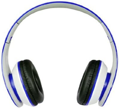 Langston ® Super Bass High Definition Sound Over Ear Foldable Headphones ( iM-12v ) in Red With Microphone & Remote Suitable For Posh Mobile Icon Pro HD X551 Blue Super Bass iM-12v