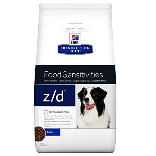 Hill's Prescription Diet Hundefutter z/d Lebensmittelempfindlichkeiten (2 x 10kg)