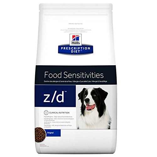 Hill 's Prescription Diet Canine – Z/D Food Empfindlichkeiten (2 x 10 kg)