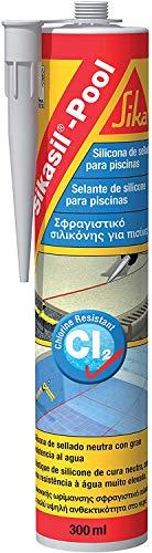 Sikasil Pool, Sellante silicona neutra para sellados en pisc