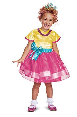 Disney Junior Fancy Nancy Girls' Costume