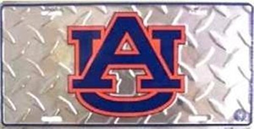 Auburn University Tigers College License Plate Plates Tags Tag auto vehicle car front