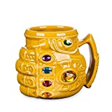Marvel Thanos Coffee/tea Mugs Gloves Fist Cups And Mugs 500cc,funny/novelty/personalised