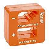 <span class='highlight'><span class='highlight'>Katzco</span></span> Orange Precision Magnetizer and Demagnetizer - 1 Pack - for Screwdrivers, Screws, Drill Bits, Sockets, Nuts, Bolts, Nails, Drivers, Wrenches, Tweezers, and Other Steel Tools