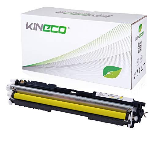 Kineco Toner kompatibel zu HP CF352A Color Laserjet Pro MFP M170 Series, Color Laserjet Pro MFP M176n, MFP M177fw - Yellow 1.000 Seiten