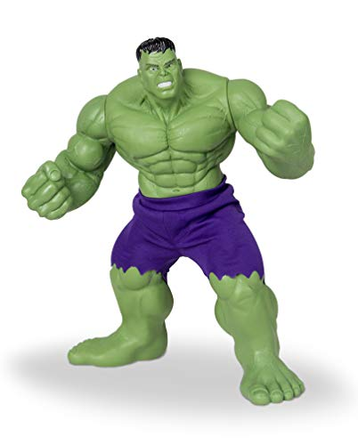 Boneco de Vinil Gigante Hulk Comics 50 cm Mimo