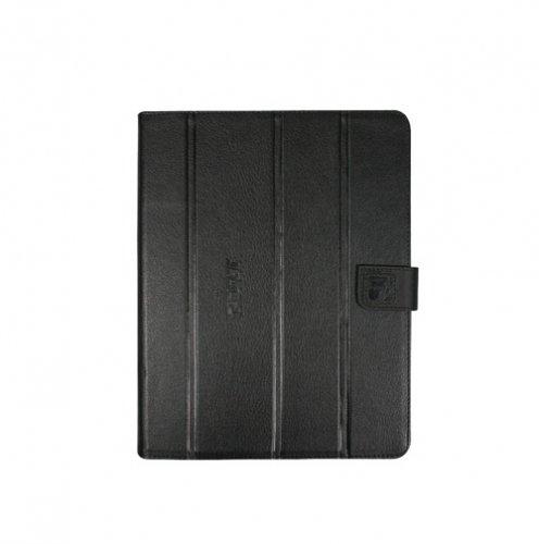 Port Designs 501628 - pakket accessoires voor Apple iPad 2/3/4 (case en oorbellen) zwart/rood