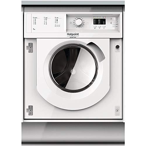 Hotpoint BI WMHL 71253 EU lavatrice Incasso Caricamento frontale Bianco 7 kg 1200 Giri/min A+++