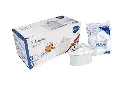 Preisvergleich Produktbild Brita 101929 Filterkartuschen Maxtra Pack 5+1
