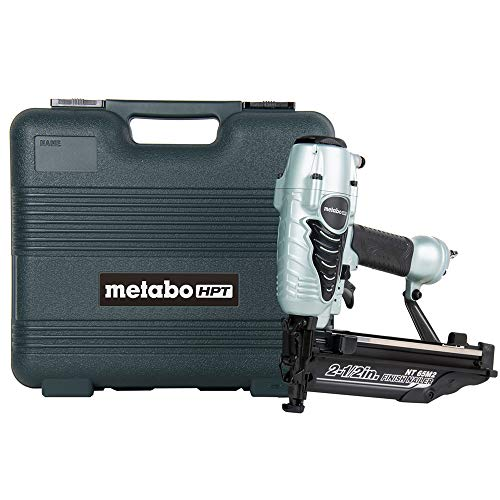 Metabo HPT Finish Nailer, 16 Gauge, Finish Nails - 1-Inch up...