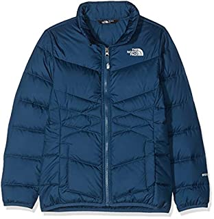 THE NORTH FACE Kid's Andes Down Jacket, Blue, Medium (B078QTCS5M)   Amazon price tracker / tracking, Amazon price history charts, Amazon price watches, Amazon price drop alerts