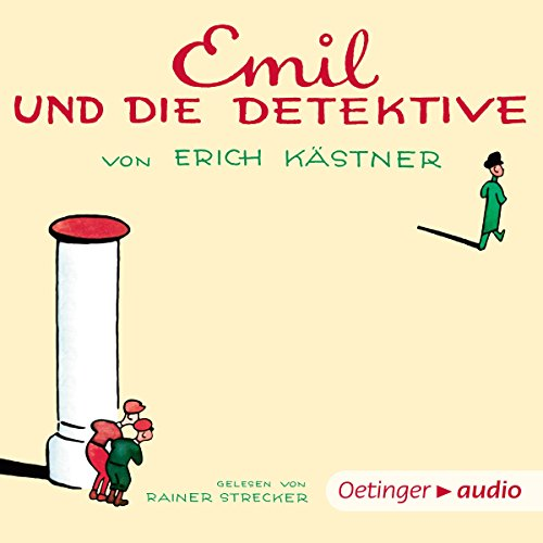 Emil und die Detektive audiobook cover art