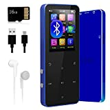 16GB Mp3 Player, Mp3 Player with Bluetooth...