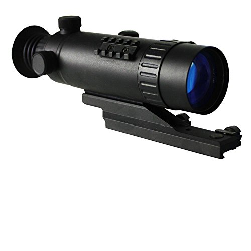 Purchase Bering Optics BE16350 Trifecta 3.0X Gen 1+ Night Vision Sight, 50mm, Black