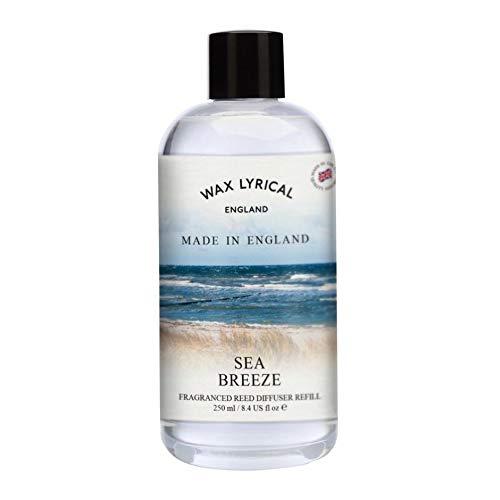 Recharge pour diffuseur de parfum fabriquée en Angleterre (brise de la mer)