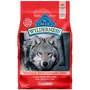 Blue Wilderness Adult Small Breed Healthy Weight Grain-Free Chicken Dry Dog Food 4.5-lb:Eventmanager