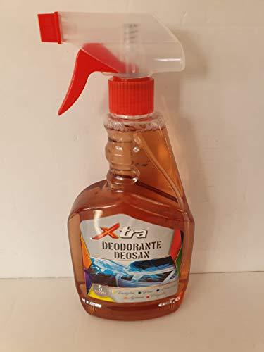 X-TRA Lufterfrischer, 500 ml, Vanille-Duft für den Innenraum des Autos