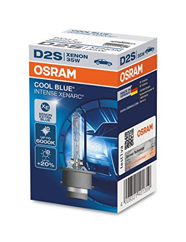 OSRAM XENARC COOL BLUE INTENSE D2S...