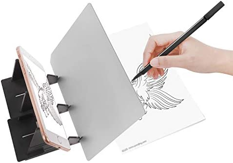 DIY Painting Projector Drawing Tracing Pad Optical Projector Painting Copy Reflection Plate product image