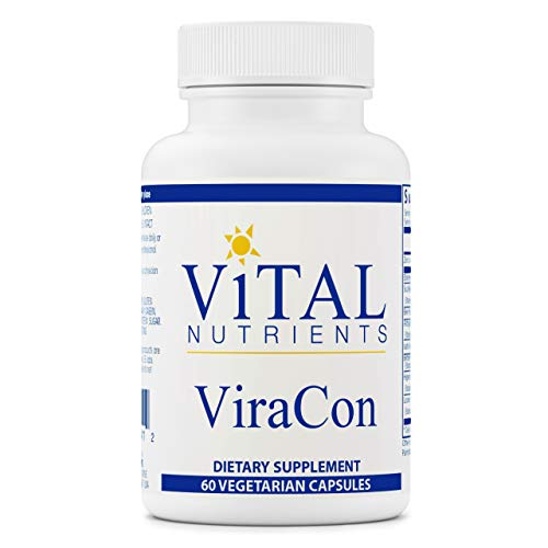 Vital Nutrients - ViraCon - Herbal Combination to Support The Immune System - 60 Vegetarian Capsules