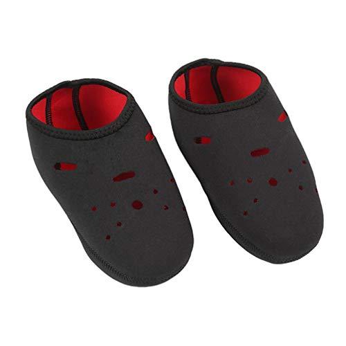 SUPVOX calcetines de buceo calcetines de aleta de agua transpirables calcetines de...