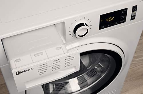 Bauknecht T Soft M11 82WK DE Wärmepumpentrockner/A++/8 kg/ActiveCare-Technologie/Leichte und schnelle Reinigung dank EasyCleaning-Filter/Wolle-Programm/Stratzeitvorwahl - 4