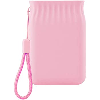 IN ONE 10000mAh Power Bank Dual USB Small Size Powerbank (Pink)