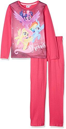MON PETIT PONEY Mädchen Zweiteiliger Schlafanzug 161898, Pink (Rose), 6 Jahre/116 cm