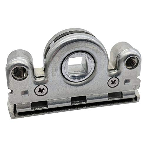 Winkhaus Getriebe, Schneckengetriebe für Balkontür, Fenster, Ersatzteil zur Reparatur von Winkhaus Getriebeschienen für Fenstergriffe, schraubbar mit ROTTHOVE-CNC-Upgrade