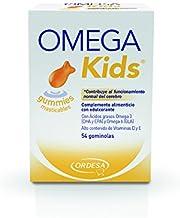 Ordesa Omegakids Gummies Masticables- 54 Unidades - El Omega-3 para tus hijos, 4 gominolas al día