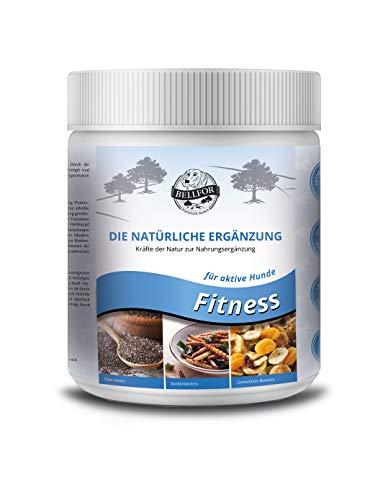 Bellfor Nahrungsergänzung für Aktive Hunde Fitness - Pulver - 250g