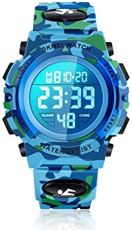 Boy Toys Age 4 10 ATIMO Waterproof Outdoor Sport Digital Wrist Watches Best Popular Christmas product image