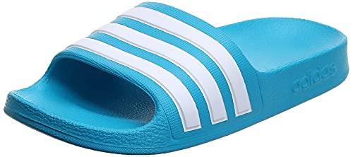 adidas Adilette Aqua K, Chanclas, Azusol/FTWBLA/Azusol, 33 EU