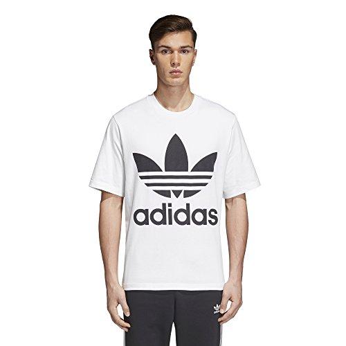 adidas Originals Camiseta Trefoil para hombre - - X-Large