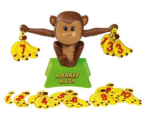 Preisvergleich Produktbild Betzold 50698 - Mathematik-Lernspiel Monkey Math - Kinder Rechnen Lernen Rechenspiel Mathe-Spiel Zahlen Denkspiel